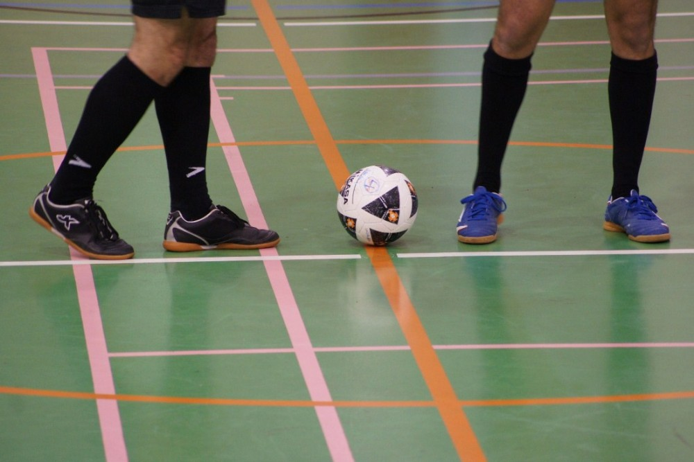 FADU - 2ª Jornada Concentrada Futsal m  AAUTAD continua na liderança 72bb9a7d67d87