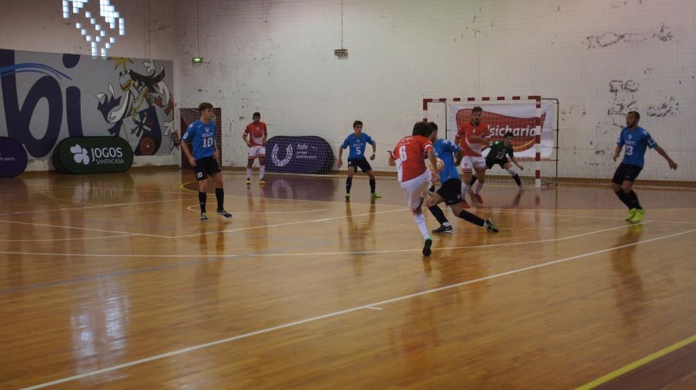 FADU - Futsal  apenas um ponto separa o meio da tabela do 1º lugar 5a9ac67df6974