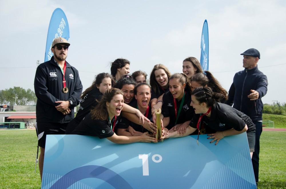 95df15bc4a FADU - Coimbra e Porto conquistam Nacional Universitário de Rugby 7s