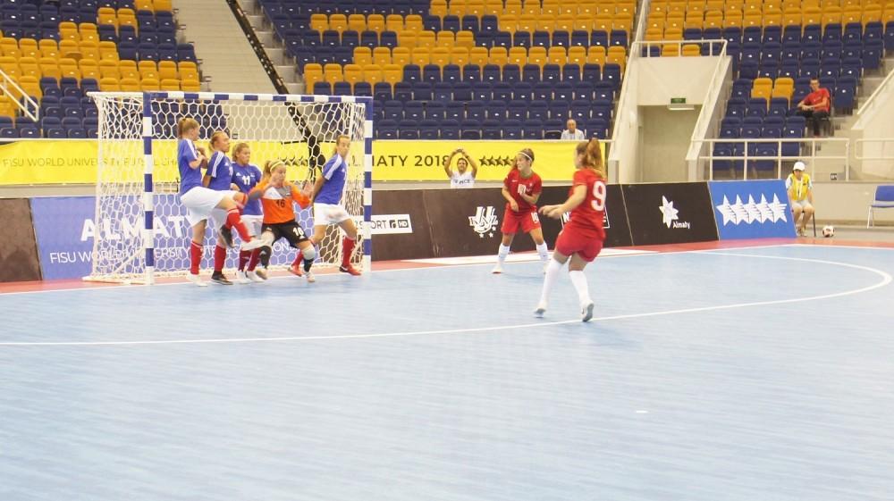 bc95d5d0f6 A ala Raquel Santos foi eleita a melhor atacante do Campeonato Mundial  Universitário de Futsal