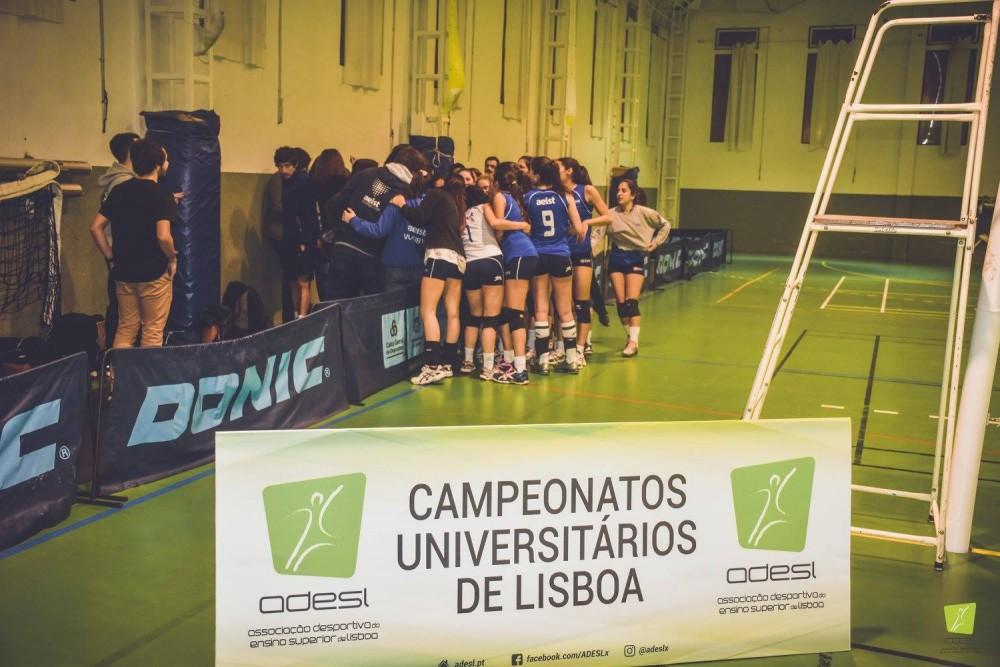 0793e23542 Terminaram na Quinta-Feira as fases finais dos Campeonatos Universitários  de Lisboa