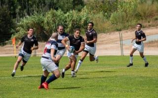 Politécnico de Coimbra levou o ouro no rugby 7