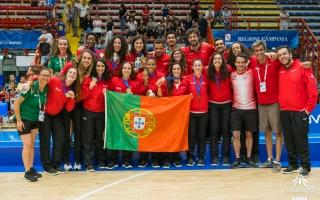 Basquetebol fez história ao conquistar medalha de bronze