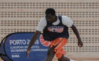 Praia de Matosinhos abre alas ao europeu universitário de basquetebol 3x3