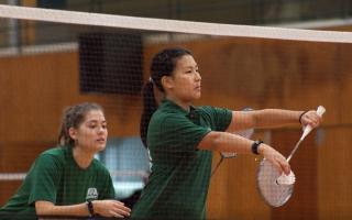 Doutora Chang e a paixão pelo badminton