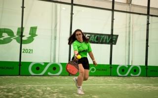 Torneio de padel e frisbee para celebrar o desporto universitário