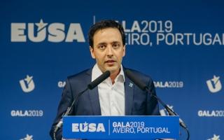Manuel Veloso e Daniel Monteiro distinguidos pela EUSA