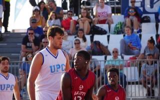 Já se dribla no Europeu Universitário de basquetebol 3x3