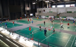 Europeu de badminton arranca em Lodz este domingo