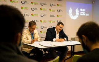 FADU dá o primeiro passo na criação da Casa do Estudante-Atleta em Aveiro