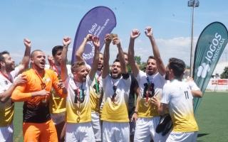 U.Porto e AAC são campeãs nacionais universitárias de futebol 7