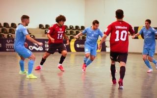 Ubianos e minhotos competem pelo título de campeões no futsal