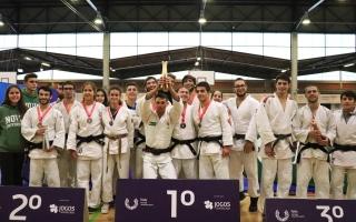 AAC conquista troféu coletivo no Judo