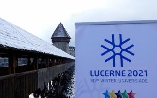 Jogos Mundiais Universitários da FISU Lucerne 2021 adiados