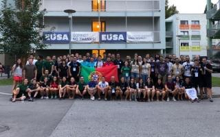 Portugueses trouxeram treze medalhas de Zagreb