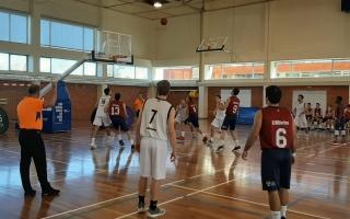 Já se joga o apuramento NCS no Basquetebol