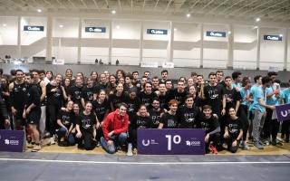 Universidade do Porto fez a festa no Altice Forum de Braga