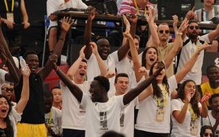 Mundial Universitário de Basquetebol 3x3 terminou este domingo