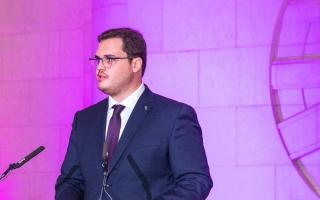 André Reis eleito presidente da MAG do Conselho Nacional da Juventude