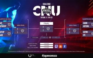 Fase Final do Challenge CNU Futebol 11 - FIFA 20 arranca esta segunda-feira