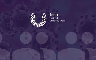 Competições oficiais universitárias não serão retomadas até final do ano letivo