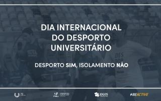 Desporto e saúde mental em destaque nas comemorações do DIDU