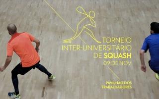 Torneio inter-universitário quer impulsionar squash na Madeira