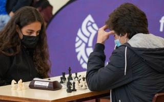 Irmãos Santos em destaque no xadrez